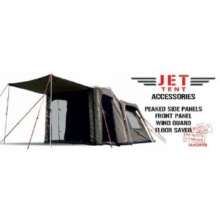 Jettent Peak Side Panel F25 Grau