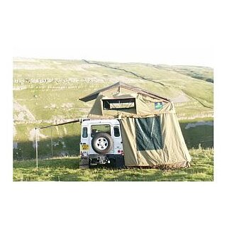 Tourer Roof Top Tent Extension 2.4m Ripstop