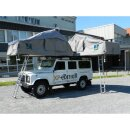 Howling Moon Tourer Roof Top Tent 160 - GREY