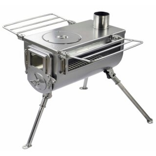Woodlander Double View 1G M-sized Cook Camping Stove SKU