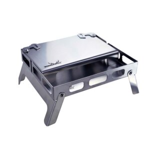 Table Board+Bottom Tray Stainless Steel
