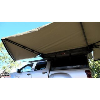 Bush Company 270 XT MAX Awning Left Hand Side Fitment (Driver Europe)